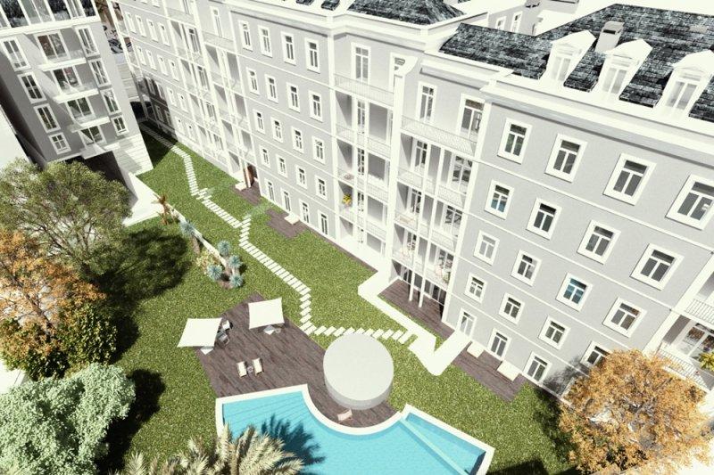 Programme immobilier : SottoMayor Residências - T2,T4 - Avenidas Novas | BVP-FaC-800 | 5 | Bien vivre au Portugal