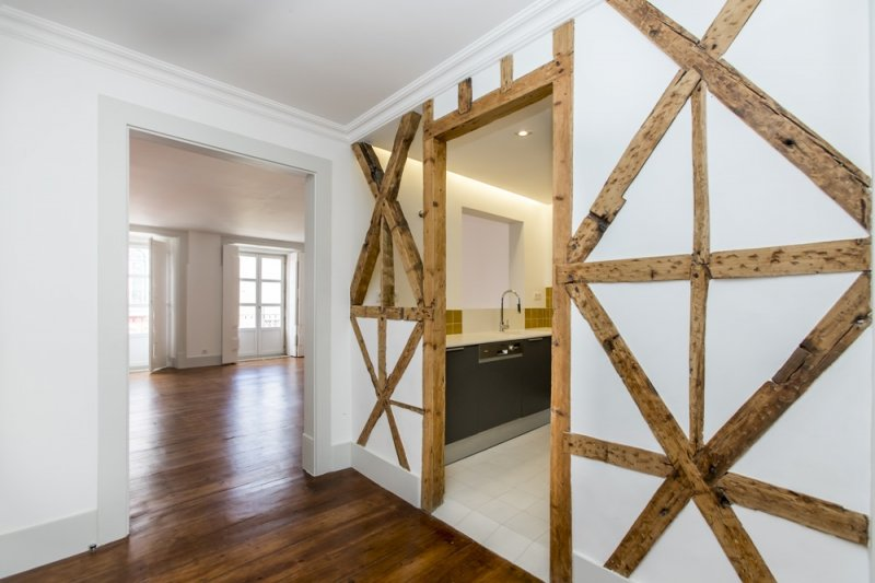 Appartement T3 de 108 m² - Estrela   BVP-FaC-849   1   Bien vivre au Portugal