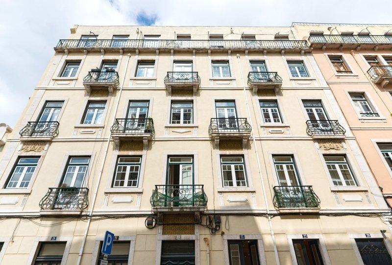 Appartement T2 de 110 m² - Estrela / Lapa | BVP-FaC-851 | 7 | Bien vivre au Portugal