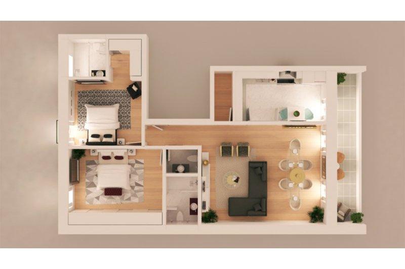 Appartement de 120 m² - Avenidas Novas   BVP-VI-853   12   Bien vivre au Portugal