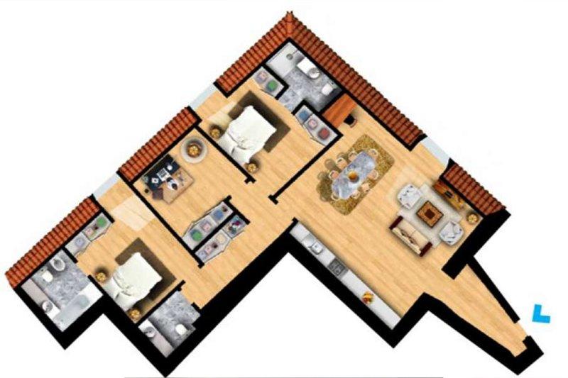 Appartement T2 - São Vicente / São Vicente | BVP-VI-857 | 3 | Bien vivre au Portugal