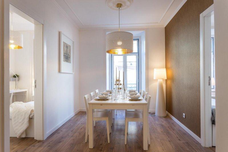 Appartement T4 de 110 m² - Arroios / Anjos | BVP-KI-865 | 2 | Bien vivre au Portugal