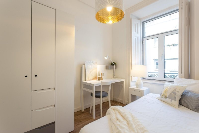 Appartement T4 de 110 m² - Arroios / Anjos | BVP-KI-865 | 27 | Bien vivre au Portugal