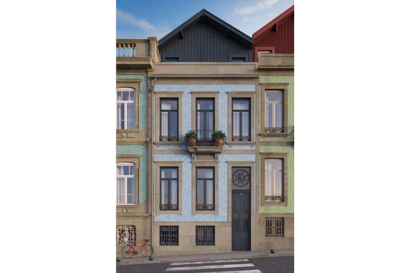 Appartement T2 de 97 m² - Baixa do Porto / Cedofeita | BVP-FaC-876 | 4 | Bien vivre au Portugal