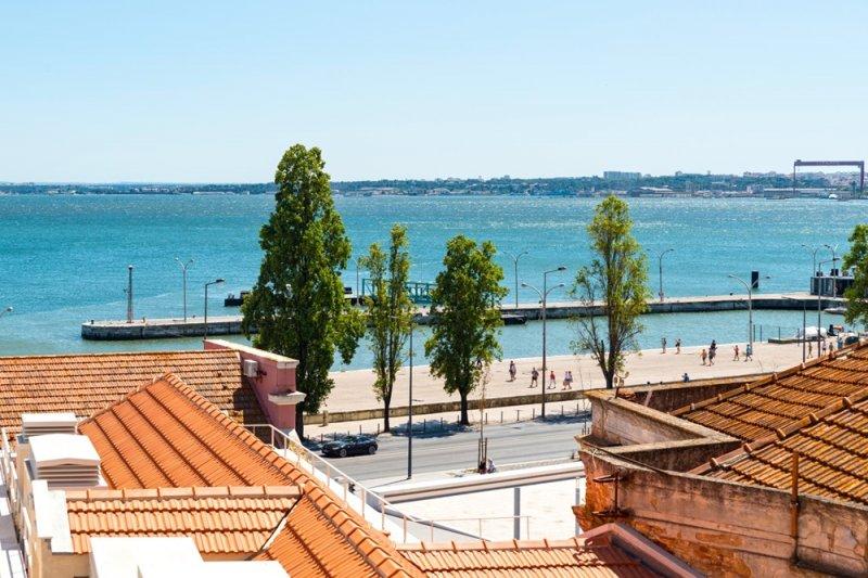 Appartement T2 de 136 m² - Santa Maria Maior / Alfama   BVP-FaC-890   1   Bien vivre au Portugal