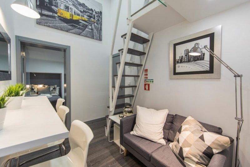 Lot de 2 appartements meublés - T1 et un duplex - idéal pour investissement locatif - Santa Maria Maior / Alfama | BVP-FaC-891 | 1 | Bien vivre au Portugal