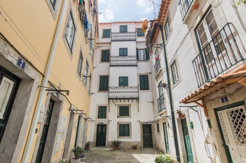 Lot de 2 appartements meublés - T1 et un duplex - idéal pour investissement locatif - Santa Maria Maior / Alfama | BVP-FaC-891 | 7 | Bien vivre au Portugal