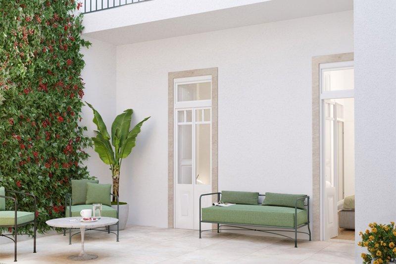 Appartement T2 de 80 m² - Misericórdia / Bairro Alto | BVP-FaC-893 | 1 | Bien vivre au Portugal