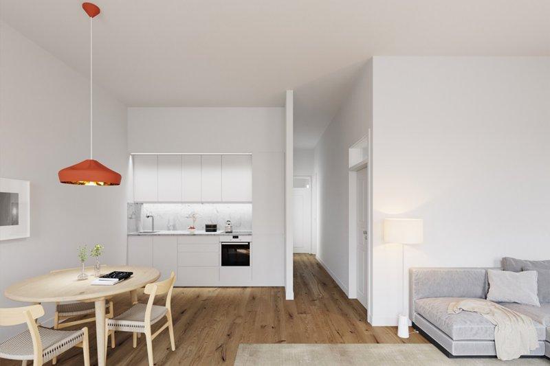 Appartement T2 de 80 m² - Misericórdia / Bairro Alto | BVP-FaC-893 | 2 | Bien vivre au Portugal
