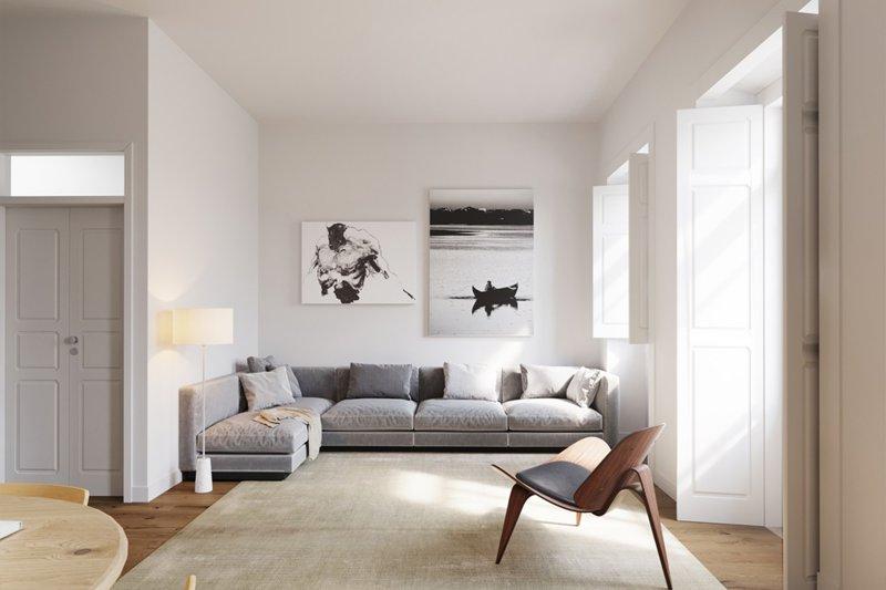 Appartement T2 de 80 m² - Misericórdia / Bairro Alto | BVP-FaC-893 | 3 | Bien vivre au Portugal