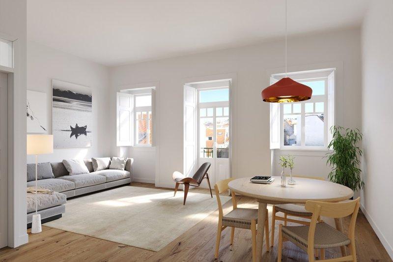 Appartement T2 de 80 m² - Misericórdia / Bairro Alto | BVP-FaC-893 | 4 | Bien vivre au Portugal