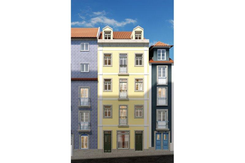 Appartement T2 de 80 m² - Misericórdia / Bairro Alto | BVP-FaC-893 | 7 | Bien vivre au Portugal