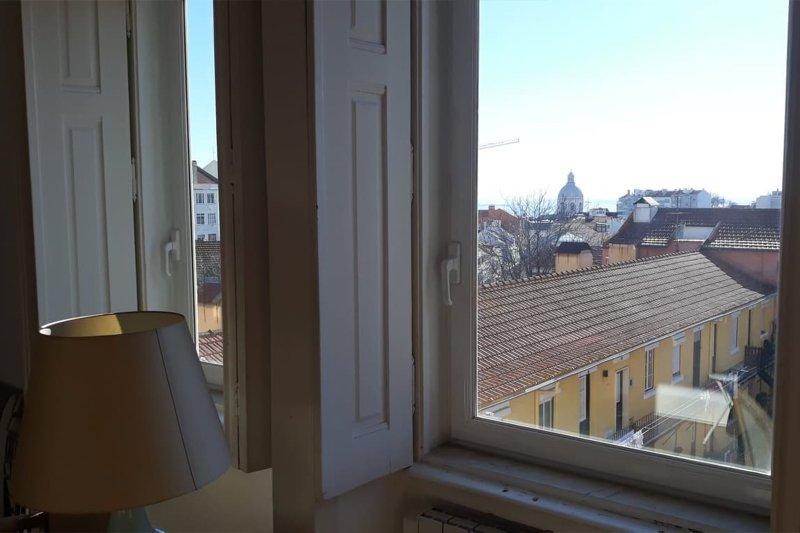 Appartement T3 de 111 m² - São Vicente / Graça | BVP-TD-896 | 5 | Bien vivre au Portugal
