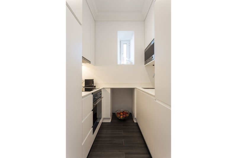 Apartamento T2 de 72 m² - No centro de Lisboa| BVP-KI-908 | 4 | Bien vivre au Portugal