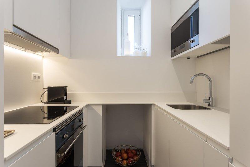 Apartamento T2 de 72 m² - No centro de Lisboa| BVP-KI-908 | 6 | Bien vivre au Portugal