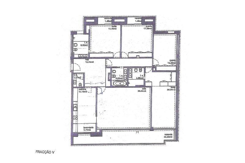 Appartement T4 de 201 m² - Espinho   BVP-SA-911   10   Bien vivre au Portugal