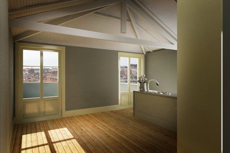Appartements: T0,T2 - à quelques mètre de la gare São Bento / Porto | BVP-MM-914 | 2 | Bien vivre au Portugal