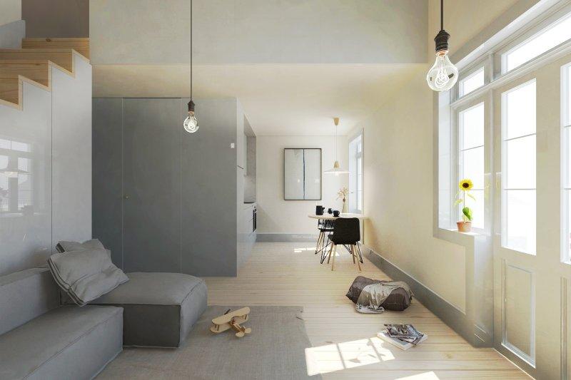 Programme immobilier: T1,T2 - centre de Porto / Bonfim | BVP-MM-915 | 11 | Bien vivre au Portugal