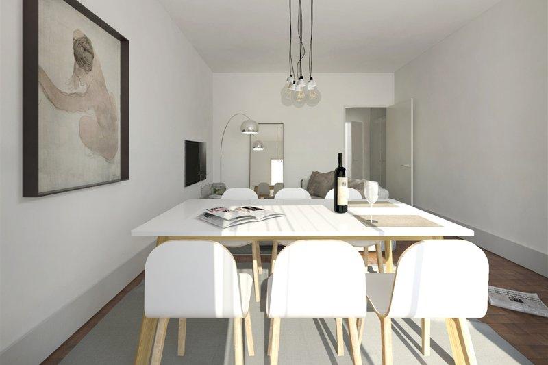 Appartement T2 - Plein centre de Porto / Santo Ildefonso | BVP-MM-916 | 1 | Bien vivre au Portugal