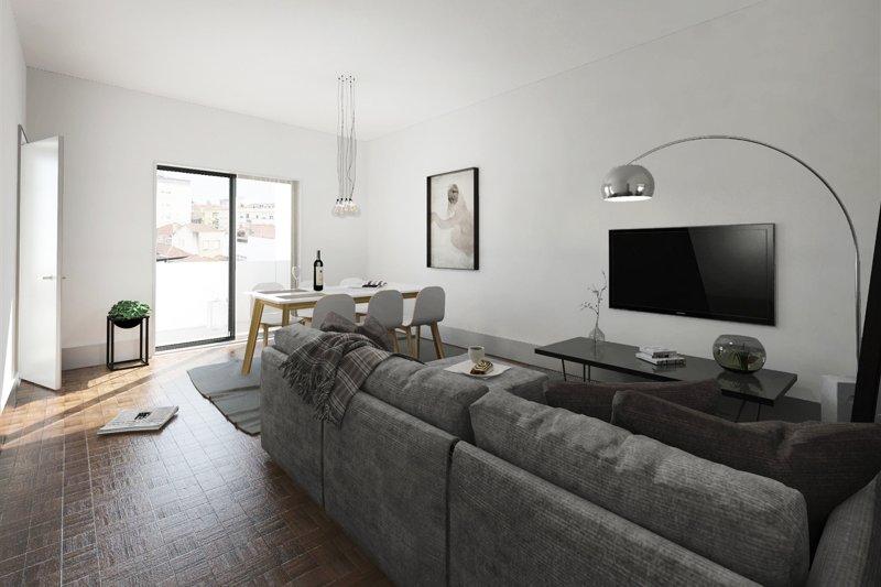 Appartement T2 - Plein centre de Porto / Santo Ildefonso | BVP-MM-916 | 2 | Bien vivre au Portugal