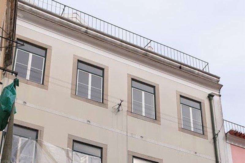 Prédio de 405 m² no coração de Lisboa/ Bairro Alto | BVP-TD-922 | 1 | Bien vivre au Portugal