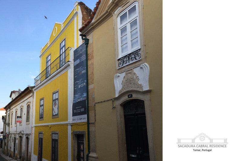 Prédio de 398 m² - Sacadua Cabral Residence - Centro histórico da cidade de Tomar | BVP-TD-928 | 1 | Bien vivre au Portugal
