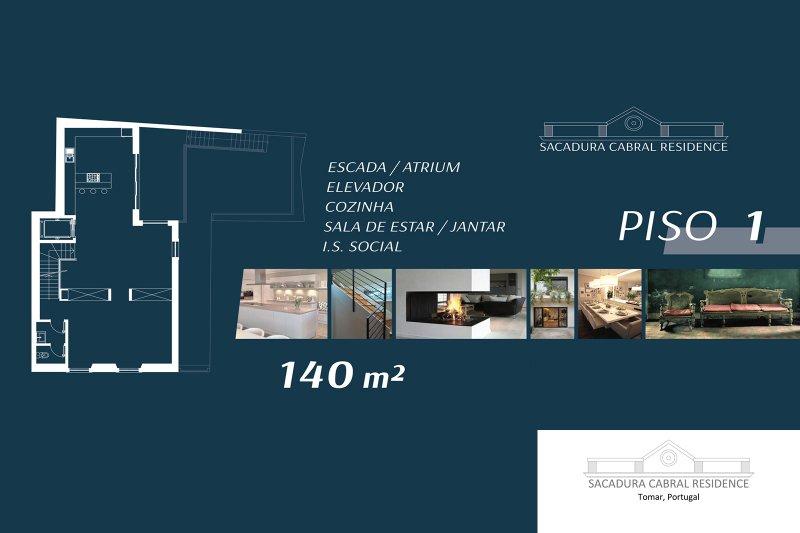 Prédio de 398 m² - Sacadua Cabral Residence - Centro histórico da cidade de Tomar | BVP-TD-928 | 3 | Bien vivre au Portugal