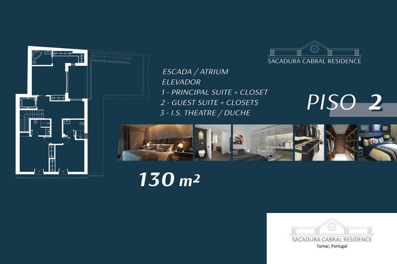 Prédio de 398 m² - Sacadua Cabral Residence - Centro histórico da cidade de Tomar | BVP-TD-928 | 4 | Bien vivre au Portugal
