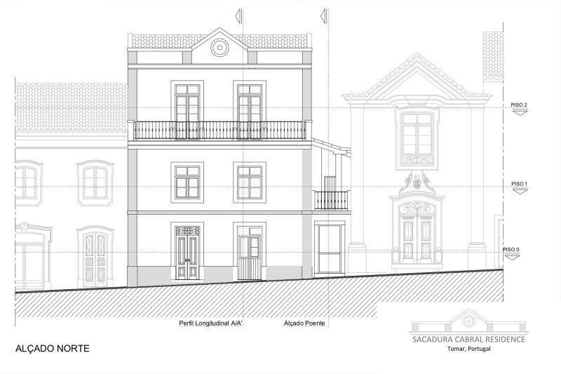 Prédio de 398 m² - Sacadua Cabral Residence - Centro histórico da cidade de Tomar | BVP-TD-928 | 8 | Bien vivre au Portugal