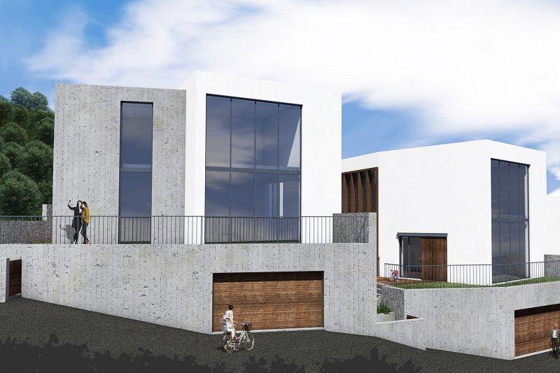 Terrain de 1290 m² avec projet approuvé pour 4 maisons unifamiliales - Centre Historique d'Alcobaça | BVP-TD-929 | 2 | Bien vivre au Portugal