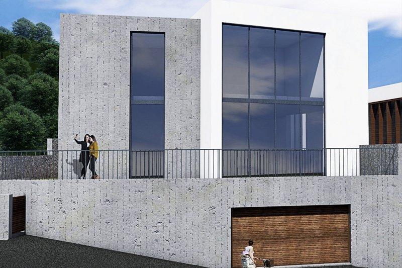 Terrain de 1290 m² avec projet approuvé pour 4 maisons unifamiliales - Centre Historique d'Alcobaça | BVP-TD-929 | 4 | Bien vivre au Portugal
