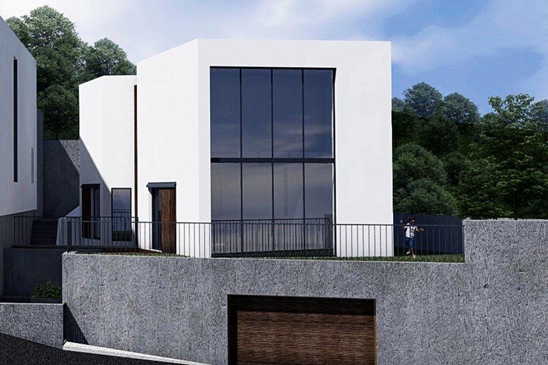 Terrain de 1290 m² avec projet approuvé pour 4 maisons unifamiliales - Centre Historique d'Alcobaça | BVP-TD-929 | 5 | Bien vivre au Portugal