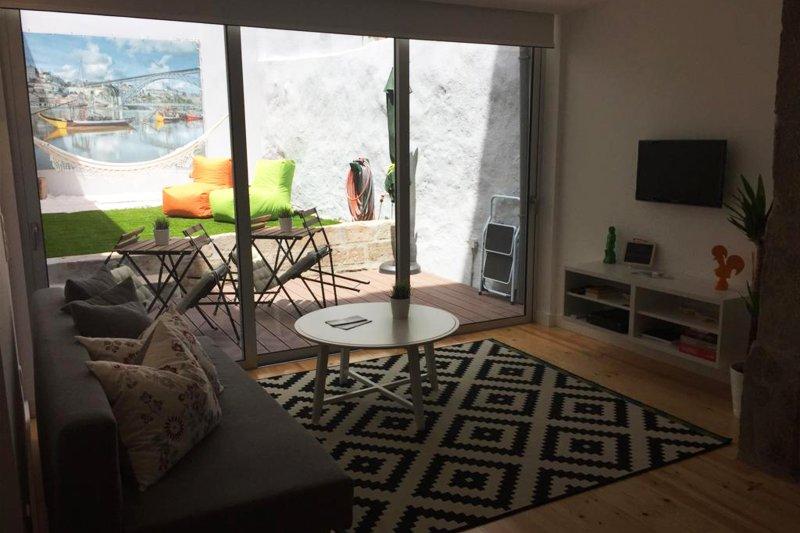 Appartement T1 de 40 m² avec terrasse - Porto / Cedofeita | BVP-TD-936 | 1 | Bien vivre au Portugal