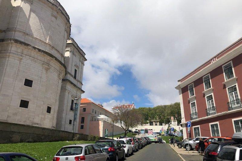 Prédio de 285 m² de frente para o Panteão Nacional - São Vicente / Graça | BVP-TD-937 | 2 | Bien vivre au Portugal