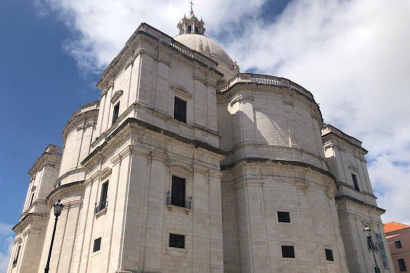 Prédio de 285 m² de frente para o Panteão Nacional - São Vicente / Graça | BVP-TD-937 | 3 | Bien vivre au Portugal