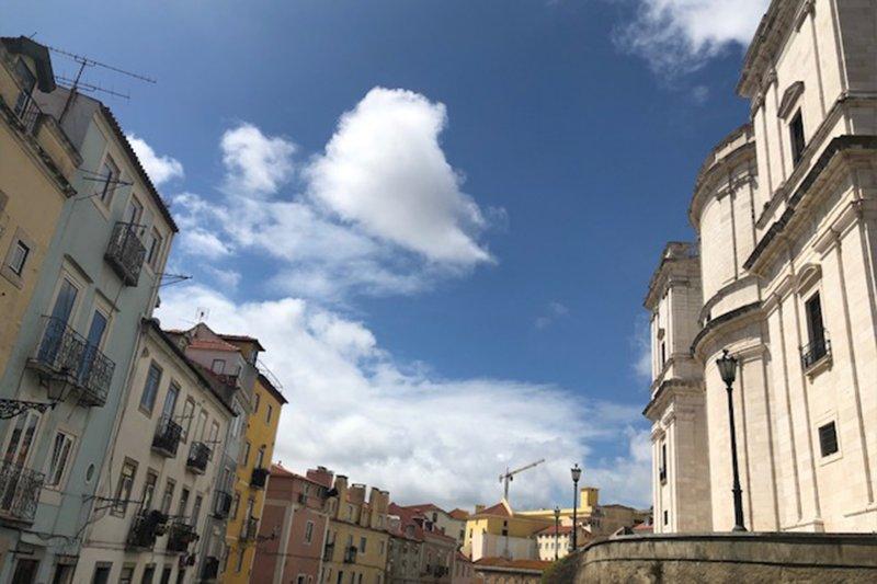 Prédio de 285 m² de frente para o Panteão Nacional - São Vicente / Graça | BVP-TD-937 | 4 | Bien vivre au Portugal
