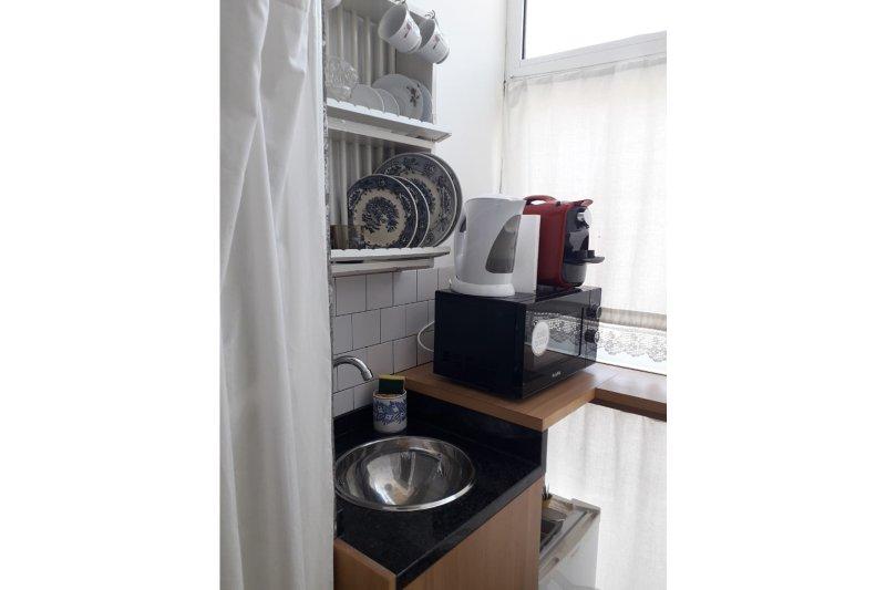 Studio T0 - Centre-ville de Porto / Santa Catarina   BVP-TD-942   4   Bien vivre au Portugal
