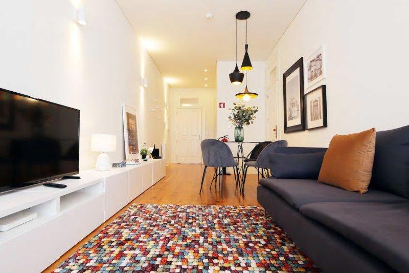 Appartement T2 de 65 m² - Centre de Porto / Cedofeita   BVP-TD-945   1   Bien vivre au Portugal