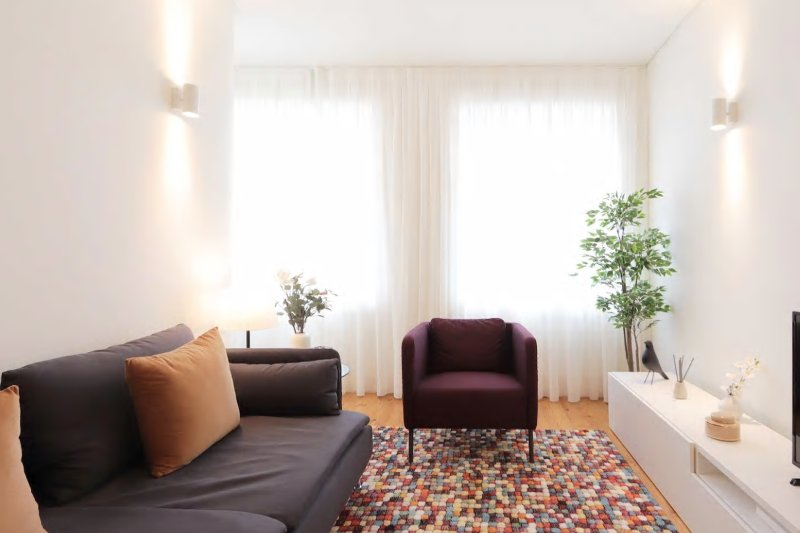 Appartement T2 de 65 m² - Centre de Porto / Cedofeita   BVP-TD-945   4   Bien vivre au Portugal