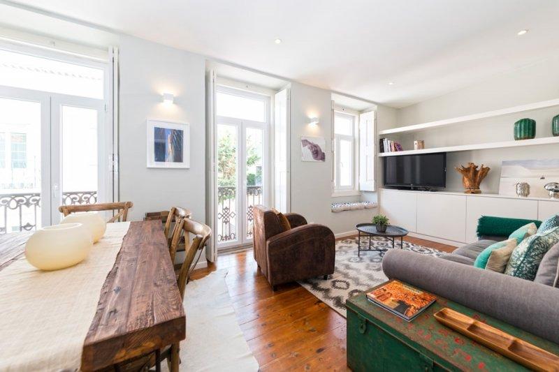 Apartamento T2 de 70 m² - Lapa / Lisboa | BVP-FAC-956 | 1 | Bien vivre au Portugal