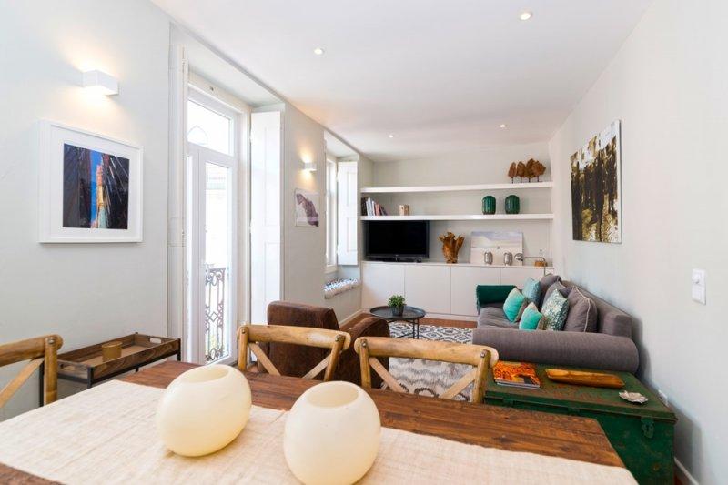 Apartamento T2 de 70 m² - Lapa / Lisboa | BVP-FAC-956 | 2 | Bien vivre au Portugal