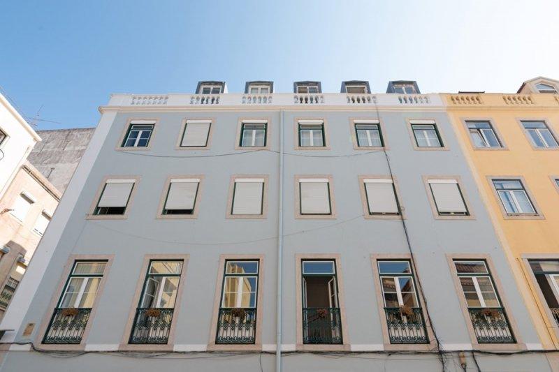 Apartamento de 156 m² - Lapa / Lisboa | BVP-FAC-958 | 1 | Bien vivre au Portugal