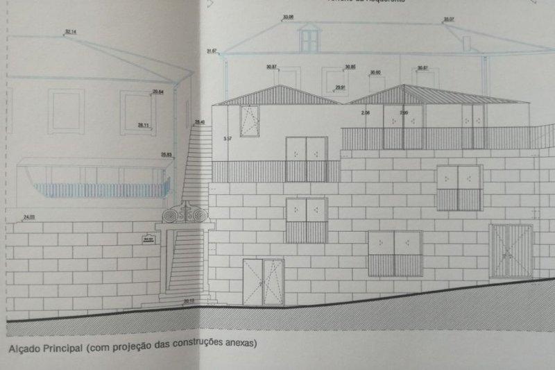 Immeuble à réhabiliter avec projet approuvé – Miragaia / Porto   BVP-PF-968   5   Bien vivre au Portugal