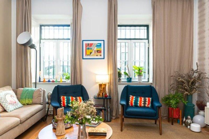 Appartement T2 de 93 m² - Lisbonne / Lapa | BVP-FAC-975 | 1 | Bien vivre au Portugal