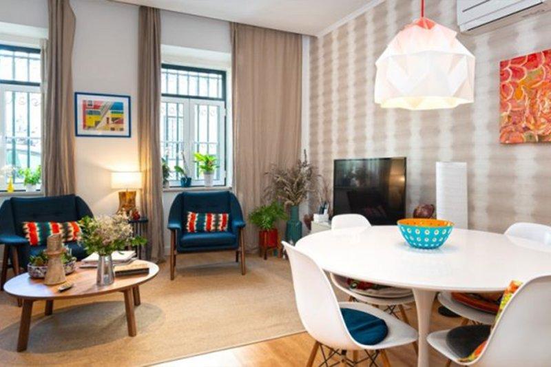 Appartement T2 de 93 m² - Lisbonne / Lapa | BVP-FAC-975 | 2 | Bien vivre au Portugal