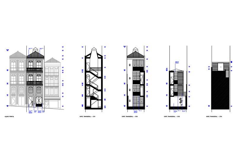 Immeuble - Centre de Porto / Santo Ildefonso | BVP-CD-977 | 1 | Bien vivre au Portugal
