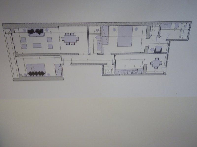 Appartement T2 de 87 m² - São Vicente / Graça   BVP-TD-978   24   Bien vivre au Portugal