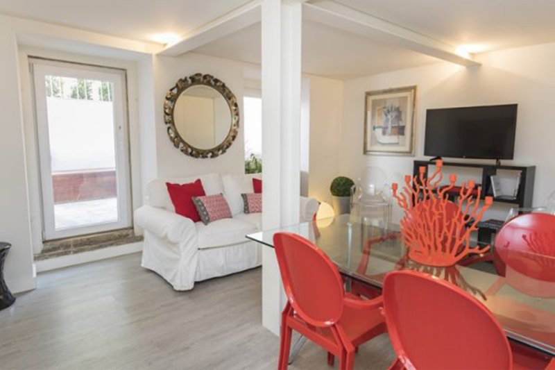 Apartamento T1 de 59 m² com terraço- Lisboa / Lapa | BVP-FaC-996 | 3 | Bien vivre au Portugal