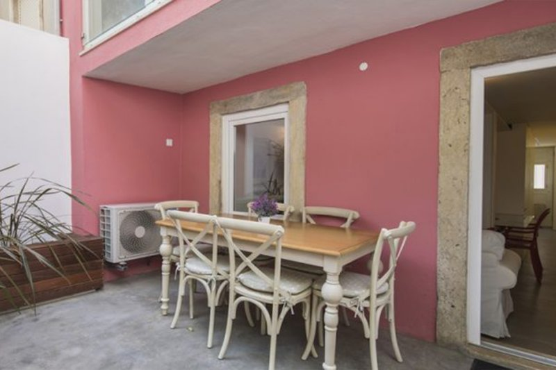 Apartamento T1 de 59 m² com terraço- Lisboa / Lapa | BVP-FaC-996 | 6 | Bien vivre au Portugal
