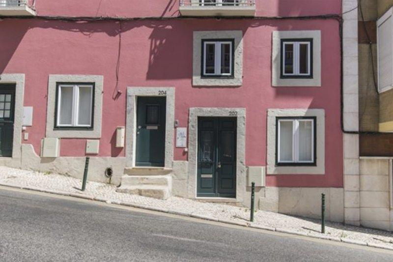 Apartamento T1 de 59 m² com terraço- Lisboa / Lapa | BVP-FaC-996 | 7 | Bien vivre au Portugal